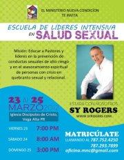 Escuela de líderes intensiva en salud sexual